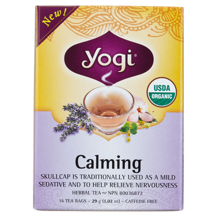 Calming Herbal - Calming Herbal - 16 count