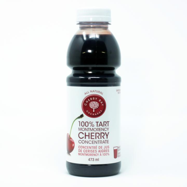 100% Tart Montmorency Cherry Concentrate - 473 ml