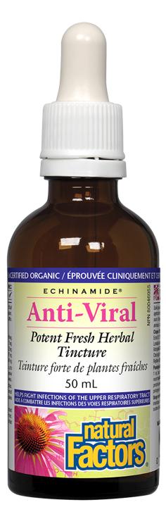 Anti-Viral Potent Fresh Herbal Tincture - 50 ml