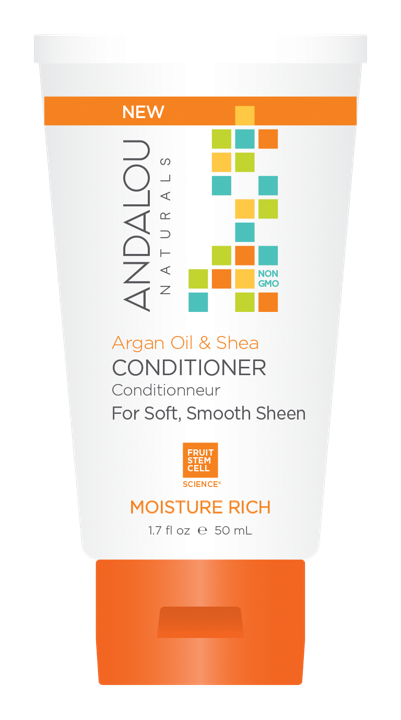 Argan Oil & Shea Moisture Rich Conditioner - 50 ml