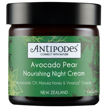 Avocado Pear Nourishing Night Cream - 60 ml