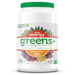 [10011733] Greens+ Extra Energy - Orange - 797 g