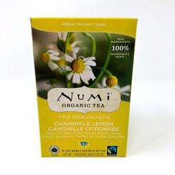 [10013986] Herbal Tea - Chamomile Lemon - 18 count