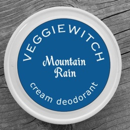 [10936700] Cream Deodorant - Mountain Rain - 60 ml