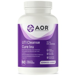 [10265701] UTI Cleanse with Cranberry - 100 mg - 60 tablets