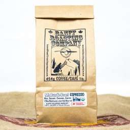 [11023919] Coffee - Mt. Rundle Roast - Espresso - 454 g