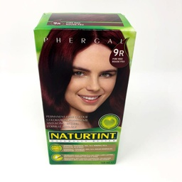 [10993906] Permanent Hair Color - 9R Fire Red - 165 ml