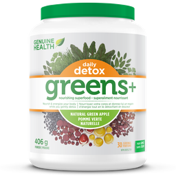 [10011711] Greens+ Daily Detox - Green Apple - 406 g