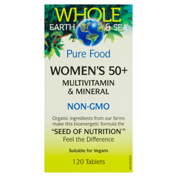 [11017525] Multivitamin and Mineral - Women's 50+ - 120 tablets