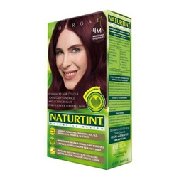 [10025639] Permanent Hair Color - 4M Mahogany Chestnut - 165 ml