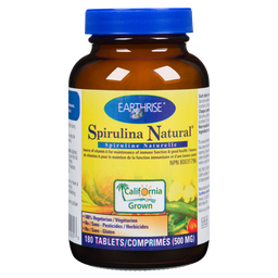 [10004787] Spirulina Natural - 500 mg - 180 tablets