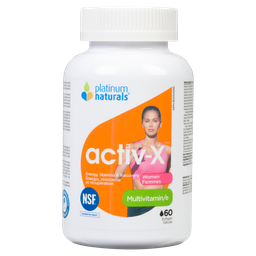 [10016644] Activ-X Women Multivitamin - 60 soft gels