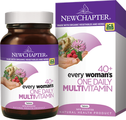 [10612600] 40+ Every Woman's One Daily Multivitamin - 72 tablets