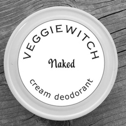 [10936800] Cream Deodorant - Naked Coconut - 60 ml