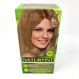 [10993900] Permanent Hair Color - 8G Sandy Golden Blonde - 165 ml