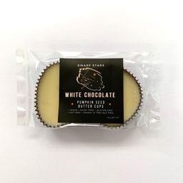 [11038067] Pumpkin Seed Butter Cups - White Chocolate - 42 g