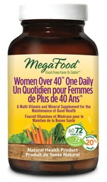 [10005524] Women Over 40 One Daily - 72 tablets