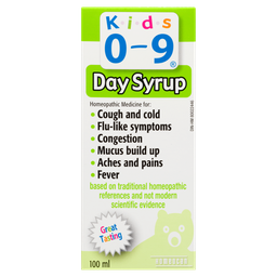[10017210] Kids 0-9 Cough & Cold Herbal Syrup - 100 ml