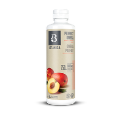 [10640000] Omegalicious High Potency Fish Oil - Peach Mango 750 mg - 450 ml