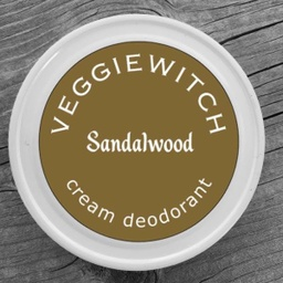 [10733400] Cream Deodorant - Sandalwood - 60 ml