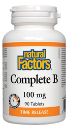 [10007193] Complete B - 100 mg - 90 tablets