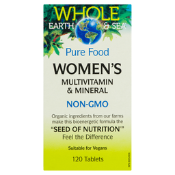[11017524] Multivitamin and Mineral - Women's - 120 tablets