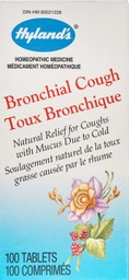 [10010697] Bronchial Cough - 100 tablets