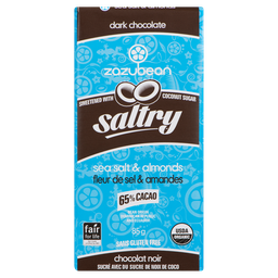 [10916500] Chocolate Bar - Saltry - 85 g