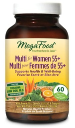 [11001009] Multi For Women 55+ - 60 tablets