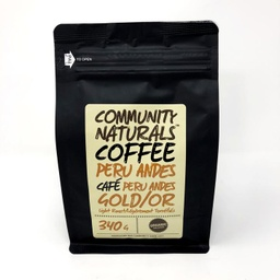 [10988405] Coffee - Peru Andes Gold - 340 g